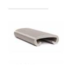 Kantenschutzprofil Grau 3-5mm PVC