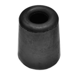 PVC1417 Abschluss für Scheuerleisten, weiss