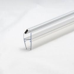 Bruseprofil 45° S/N magnetisk dørprofil