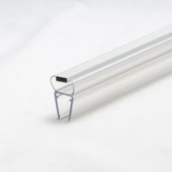 Bruseprofil 180° magnetisk dørprofil