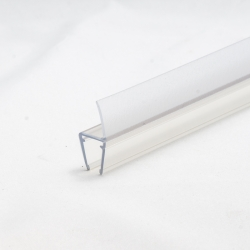 Bruseprofil 330 13mm med toptætning