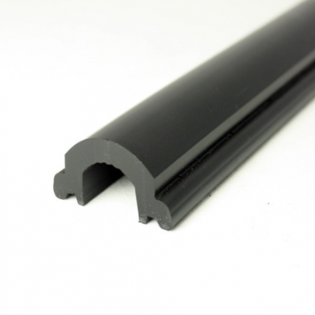 Indlægsliste PVC1065 Sort