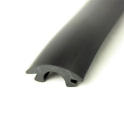 PVC1418 Indlægsliste Sort