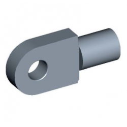 Auge Ø6,1mm Stahl