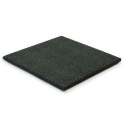 Gummifliesen Grün 20mm 500x500mm