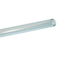 4x8mm Benzinschlauch transparent