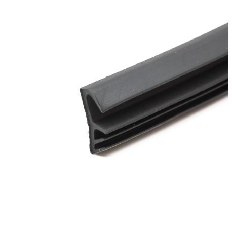 Gummimatte 5x1400mm Riffelblechmuster