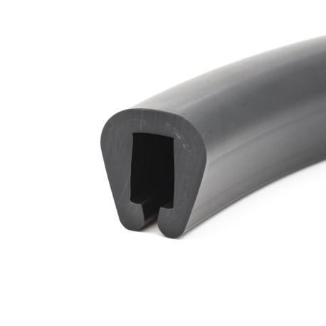 Scheuerleiste 30x28mm schwarz