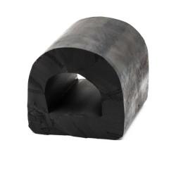 Gummiauflage für Hebebühne. Rund ø145mm. 3 Schrauben