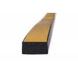 Kantenschutzprofil 0,8-1,5mm Schwarz PVC