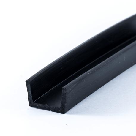 U-Profil 12mm Gummi