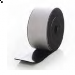 Glastürprofil 320 12mm mit Sturzdichtung